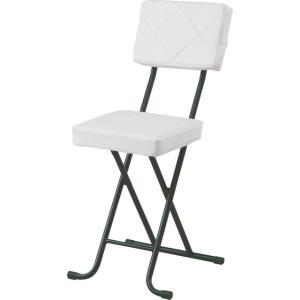 フォールディングチェアー/キルト/WH/腰掛け/椅子|hypnos
