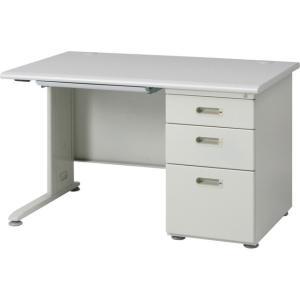 事務机 片袖デスク 120幅 オフィスデスク 机 つくえ デスク 片袖デスク 120幅  KHS−120|hypnos