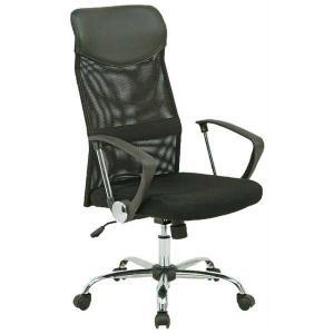 パソコンチェアー/プレジデントチェアー/キャスター付きデスク椅子/オフィスチェアー/メッシュバックチェアー|hypnos