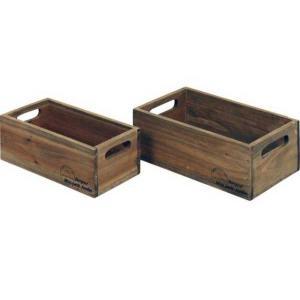 プランター/木製収納ボックス|hypnos