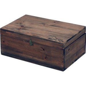 蓋付きボックス/木製/moku/ホワイト/ブラウン/収納/|hypnos