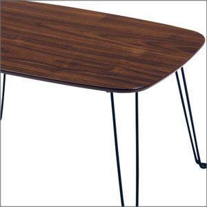 折れ脚ローテーブル/トロン/6040【新生活応援】【1人暮らし】|hypnos