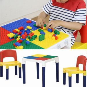 キッズテーブル/チェアセット/子供用/机/イス/椅子 hypnos
