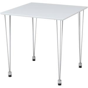 ダイニングテ−ブル YR−8824 ホワイト  センターテーブル 食卓テーブル カフェテーブル 机|hypnos
