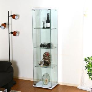ガラスコレクションケース ディスプレイラック  収納棚 コレクションボックス フィギア ケース コレクションラック 飾棚 ガラスケース ガラスショーケース hypnos