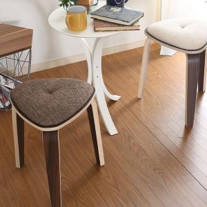 トライアングルスツール 椅子 カラフルスツール 可愛い おしゃれ スツール/腰掛け/スタッキング可能/チェアー スツール チェア おしゃれ hypnos