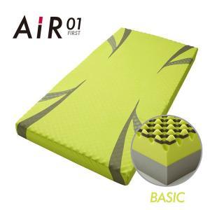 エアー01 ベッドマットレス/BASIC 175N AIR01 エアー ファースト 西川 西川エアー air AiR AIR Air ベーシック シングル|hypnos
