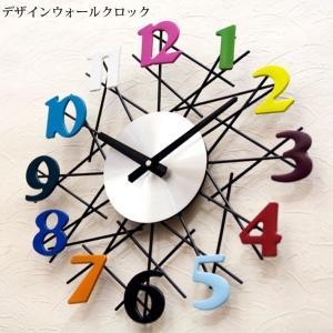 掛け時計/掛時計/壁掛け時計/時計/ウォールクロック/デザインウォールクロック メッシュ/Design Wall Clock/おしゃれ|hypnos