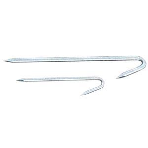 ロープ止釘 8×200 200本 タイガー