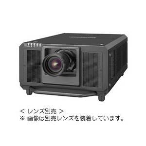 パナソニック Panasonic 3チップ DLP方式 プロジェクター PT-RS30KJ (レンズ別売)