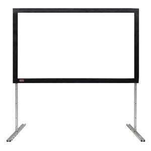 オーエス OS 移動式張込リアスクリーン (16:10サイズ) SKJ-283W-RV901 【※受注生産品】