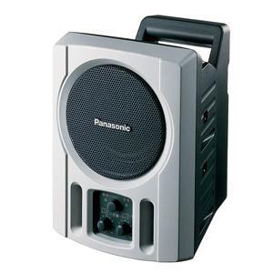在庫有【Panasonic】 パナソニック 800MHz帯PLLワイヤレスパワードスピーカー WS-X66A i-1factory