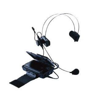 【Panasonic】 パナソニック 800MHz帯PLLインストラクター用ワイヤレスマイクロホン WX-4370B i-1factory