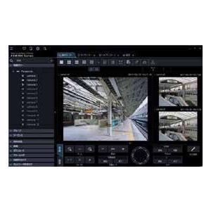 【Panasonic】パナソニック 映像監視ソフトウエア WV-ASM300|i-1factory