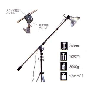 【LPL】 商品 撮影 機材 ブームユニット BU-500 i-1factory