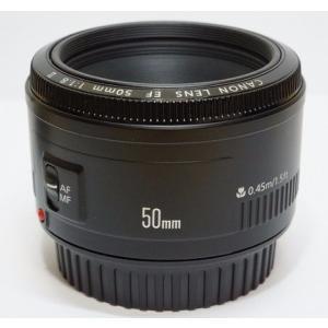 Canon キャノン 純正 【 EF 50mm F1.8 II 】  写真を上手く撮る方法のマニュア...