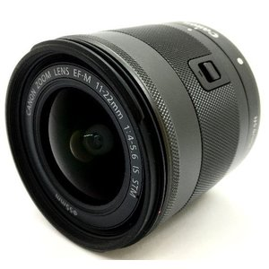 CANON 超広角レンズ 中古 保証 キヤノン EF-M 11-22mm F4-5.6 IS STM