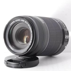 CANON おすすめ 望遠レンズ 保証 CANON キヤノン EF-S 55-250mm F3.5-5.6 IS II