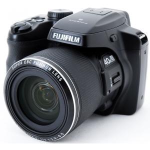 デジタルカメラ 中古 スマホに送れる FUJIFILM 富士フイルム FinePix S8200 ブ...