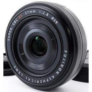 単焦点レンズ 中古 保証 FUJIFILM 富士フイルム フジノンレンズ XF 27mm F2.8 ...
