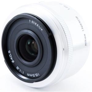 交換レンズ 中古 Nikon ニコン 1 NIKKOR 18.5mm f/1.8 シルバー