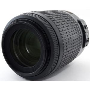 NIKON  望遠レンズ おすすめ 美品 ニコン AF-S DX VR 55-200mm
