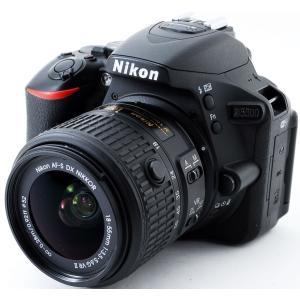 ★Nikon ニコン D5500 手振れ補正レンズキット★  ★写真を上手く撮る方法やスマホへの転送...
