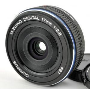 オリンパス 単焦点レンズ おすすめ OLYMPUS M.ZUIKO DIGITAL 17mm F2....