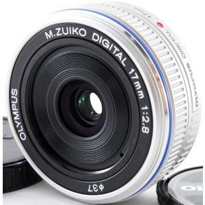 単焦点レンズ おすすめ 美品 OLYMPUS オリンパス M.ZUIKO DIGITAL 17mm ...