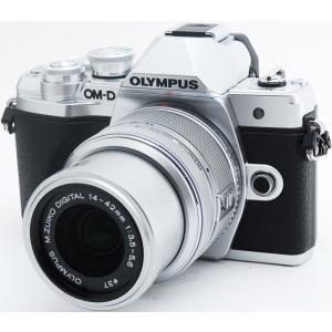 ミラーレス 中古 Wi-Fi搭載 OLYMPUS オリンパス OM-D E-M10 Mark III...