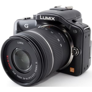 ミラーレス 中古 スマホに送れる Panasonic パナソニック LUMIX DMC-G3 レンズ...