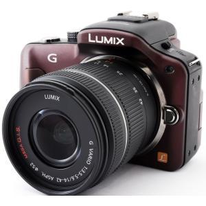 ミラーレス 中古 スマホに送れる Panasonic パナソニック LUMIX DMC-G3 センシ...