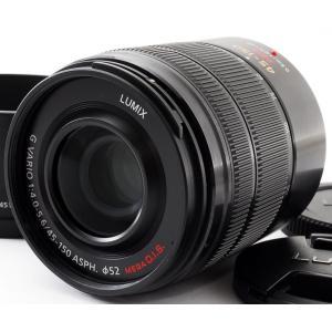 Panasonic パナソニック 望遠レンズ 美品 LUMIX G VARIO 45-150mm/F...