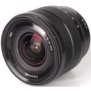 広角レンズ 中古 保証 SONY ソニー E 10-18mm F4 OSS SEL1018