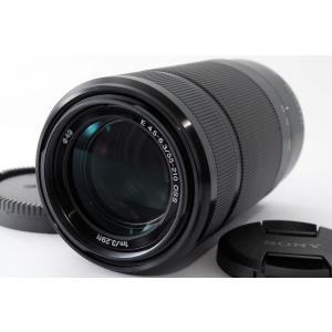 SONY ソニー おすすめ 望遠レンズ E 55-210mm F4.5-6.3 OSS SEL552...