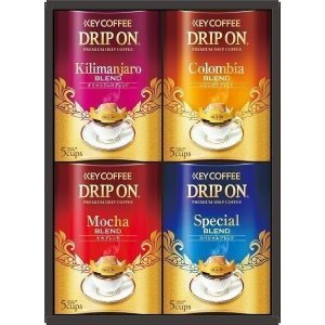 キーコーヒー ドリップオンコーヒーギフト KDV−20N 19-0456-109b4-80 ギフト ...