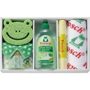 フロッシュ キッチン洗剤ギフト FRS−520GR グリーン ギフト セット 詰合せ 19-0060-094a3-80|i-chie