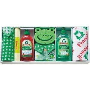 フロッシュ キッチン洗剤ギフト FRS‐530D 台所 エコ カエル 19-0060-116a3-80|i-chie