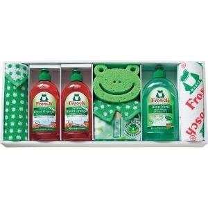 フロッシュ キッチン洗剤ギフト FRS‐540D 台所 エコ カエル 19-0060-124a3-80|i-chie
