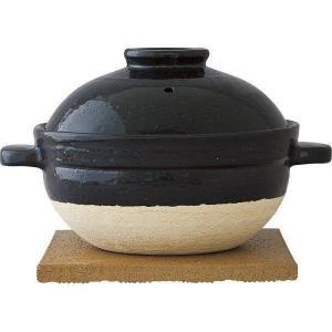 長谷園 かまどさん 3合炊き NCT−01 20-0118-021b5-80 かまどさん 土鍋 炊飯...