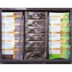 スーパースイーツ焼き菓子&紅茶詰合せ SBK−A 19-7510-028b4-80 i-chie