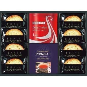 ●商品内容:銀座ラスク(シナモンアップル)8枚・ドトールドリップコーヒークラシックブレンド7g×3袋...