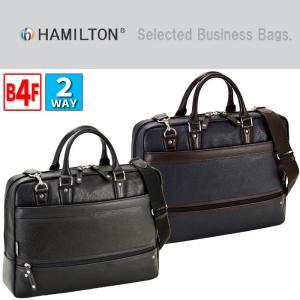 ハミルトン HAMILTON ビジネスバッグ 男性用 メンズ 2way ショルダー付き 26625|i-chie