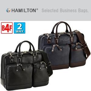 ハミルトン HAMILTON ビジネスバッグ 男性用 メンズ 2way ショルダー付き 26627|i-chie