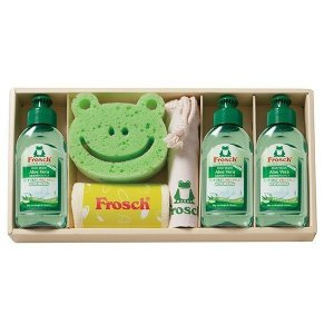 フロッシュ キッチン洗剤ギフト FRS-G30 台所 洗剤 オーガニック|i-chie