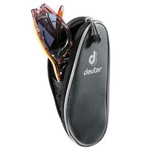 deuter/ドイター D39350-4700 サングラスポーチ グレー×ブラック【送料別商品】|i-collect