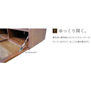 テレビ台 テレビボード ローボード 120 140 160 180 200 おしゃれ 北欧 日本製 収納 完成品 パス W NEW|i-company|11