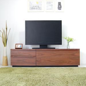 テレビ台 テレビボード ローボード 120 140 160 180 200 おしゃれ 北欧 日本製 収納 完成品 パス W NEW|i-company|03