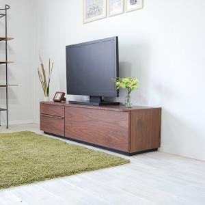 テレビ台 テレビボード ローボード 120 140 160 180 200 おしゃれ 北欧 日本製 収納 完成品 パス W NEW|i-company|05
