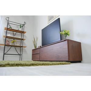 テレビ台 テレビボード ローボード 120 140 160 180 200 おしゃれ 北欧 日本製 収納 完成品 パス W NEW|i-company|06